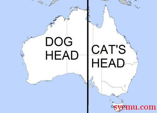 What Does Australia Look Like On A Map.What Does Australia Look Like