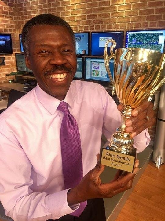Alan Sealls Best Weatherman